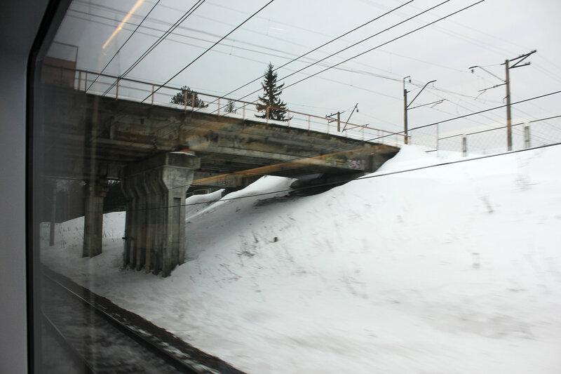 Мост БМО над ГХ ОКТ