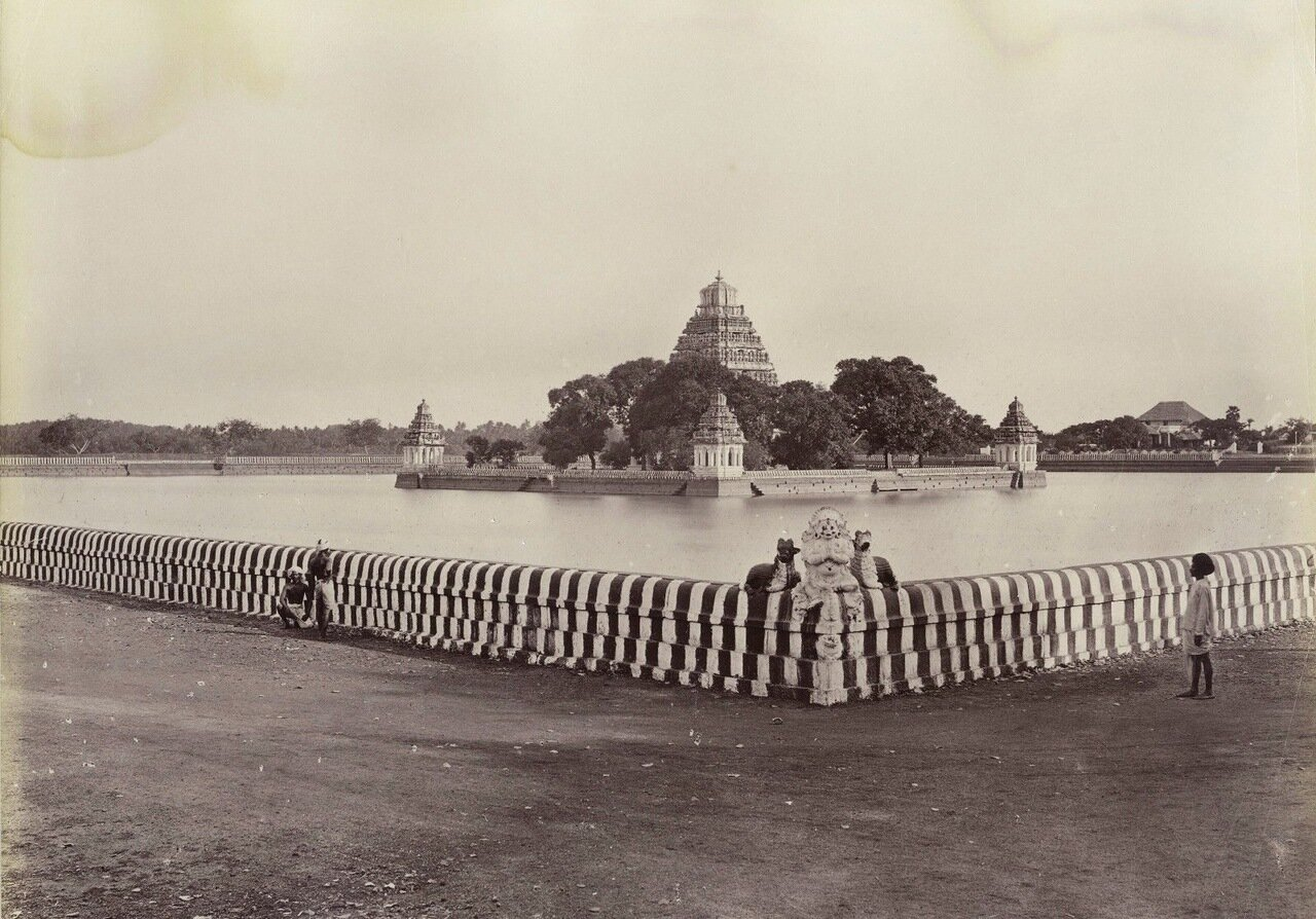 Мадурай. Дворец. 1880