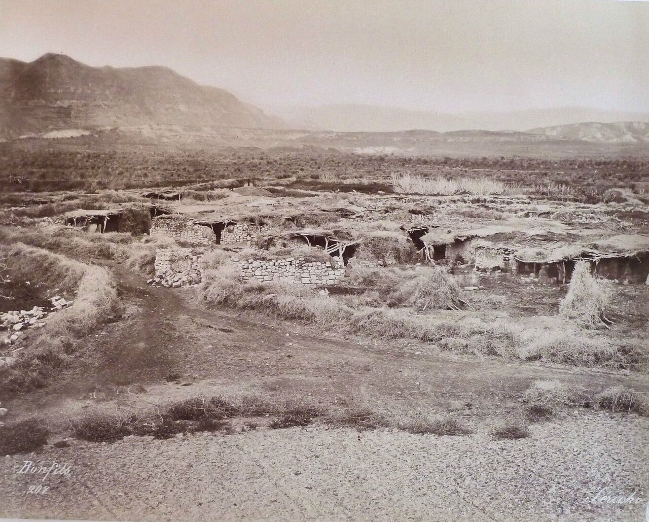 Иерихон. 1882