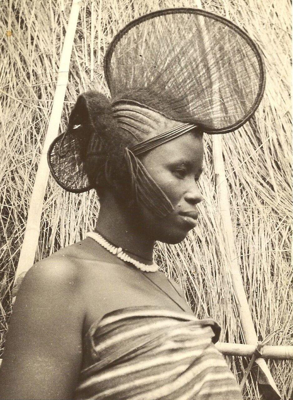 1950-е. Мода по-африкански