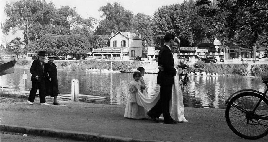 1947. Свадебный марш