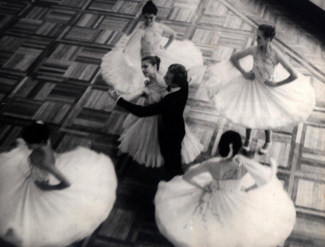1985. Дворец Культуры Профсоюзов