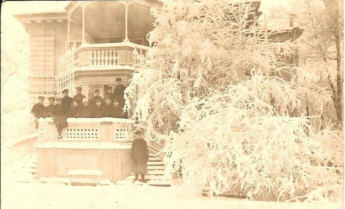 Дом Шокроса