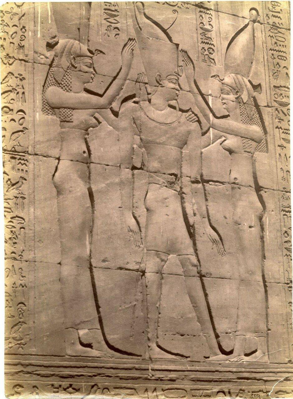 Эдфу. Птолемей VI Филометор