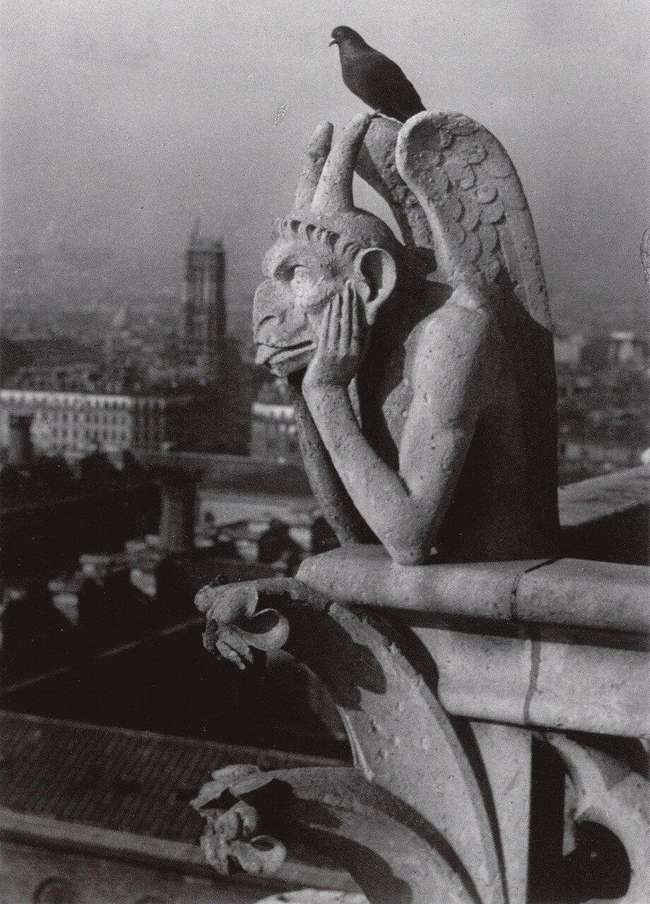 1933. Дьявол и голубь