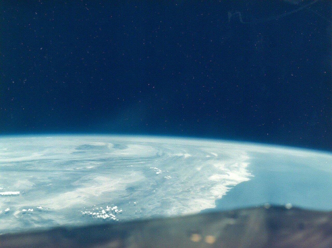 1966, июнь. Земной горизонт, Аравийской побережье