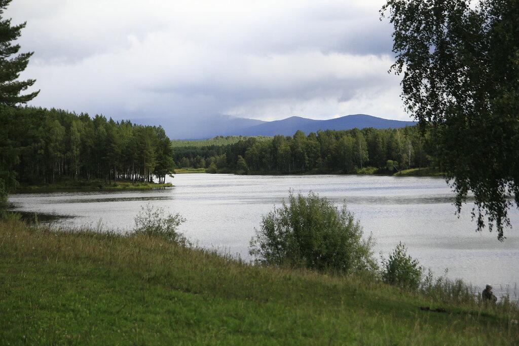 Магнитский пруд в Кусинском районе