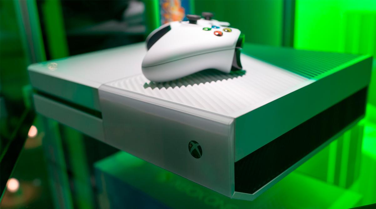 Поехал менять Xbox One