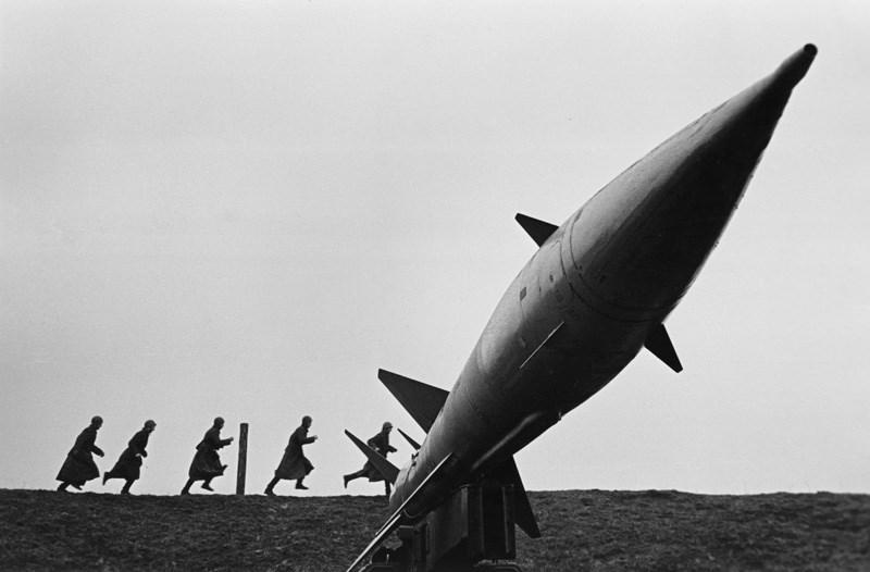 1 Василий Куняев «Тревога на позиции 3УР». 1970 год.jpg