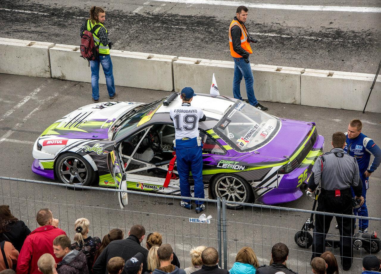 Валентин Бородавко и его Nissan, DriftLegion