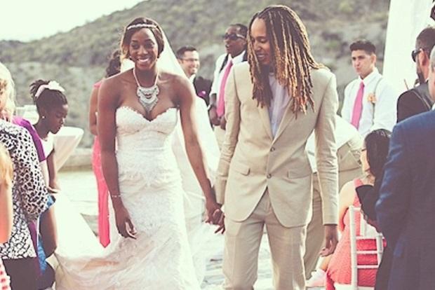 Американские баскетболистки лесбиянки подрались, а потом поженились