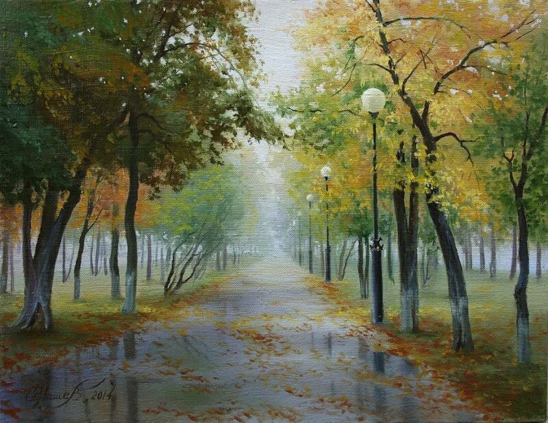 Белорусский художник Олег Чувашев. Нежные пейзажи и натюрморты 0 1110ca 6e370d19 XL