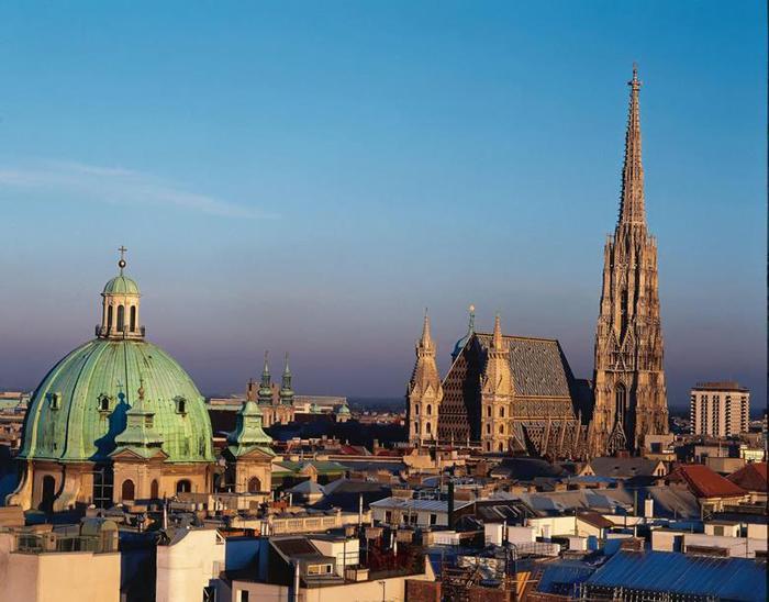 Фотографии прекрасного города Вены (Австрия) 0 10d5cf f43a1f0f orig