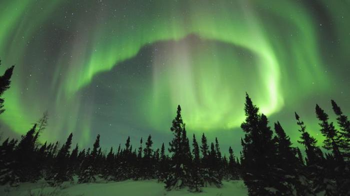 Красивые фотографии полярного сияния 0 10d643 dfe40d1a orig