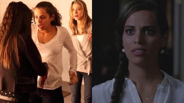 Актеры сериалов «Сверхъестественное» и «Зов крови»