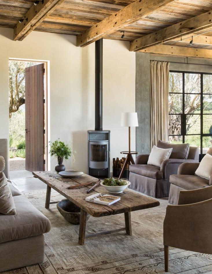Загородный дом в Калифорнии. В гармонии с природой и историей