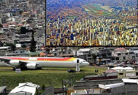 ТОП 30 Самые опасные аэропорты мира (фото 5)