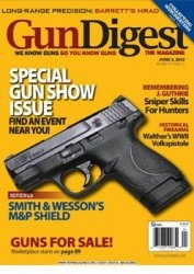 Журнал Gun Digest - 03 June 2013