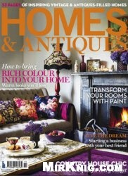 Homes & Antiques - №11 2013