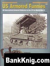 Книга Concord 7052 - US armored funnies pdf (rar+3%) 61,22Мб