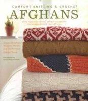 Журнал Comfort Knitting & Crochet Afghans jpg  56,94Мб
