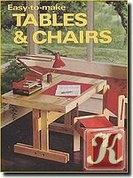 Книга Easy-to-Make Tables & Chairs