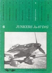 Книга Ju 87 D-G Stuka  [Aeroteam 06]