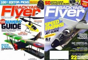 Журнал Журнал Backyard Flyer № 1,2 2009