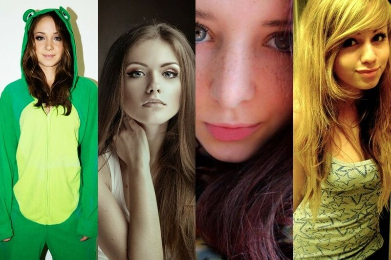 300 фотографий прекрасных девушек (часть вторая)