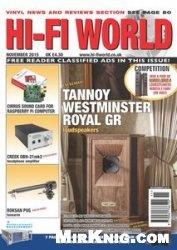 Журнал Hi-Fi World - November 2015