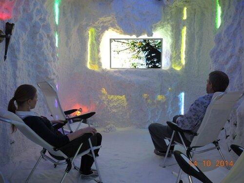 Соляная пещера в спб адреса