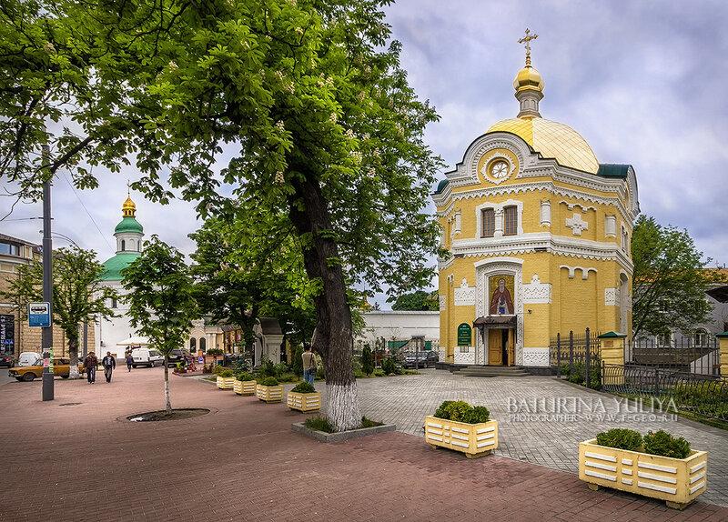 Храм прп Сергия Радонежского