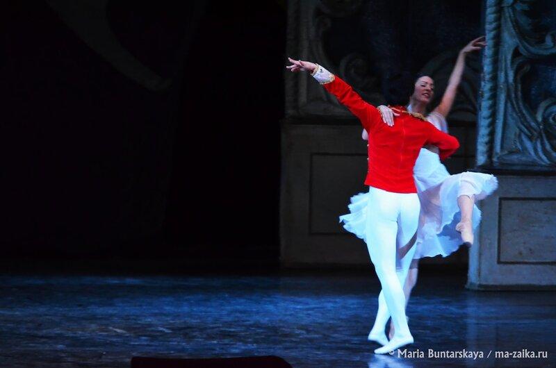 Щелкунчик, Саратов, театр оперы и балета, 30 ноября 2014 года