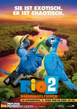 Rio 2 - Dschungelfieber (2014)