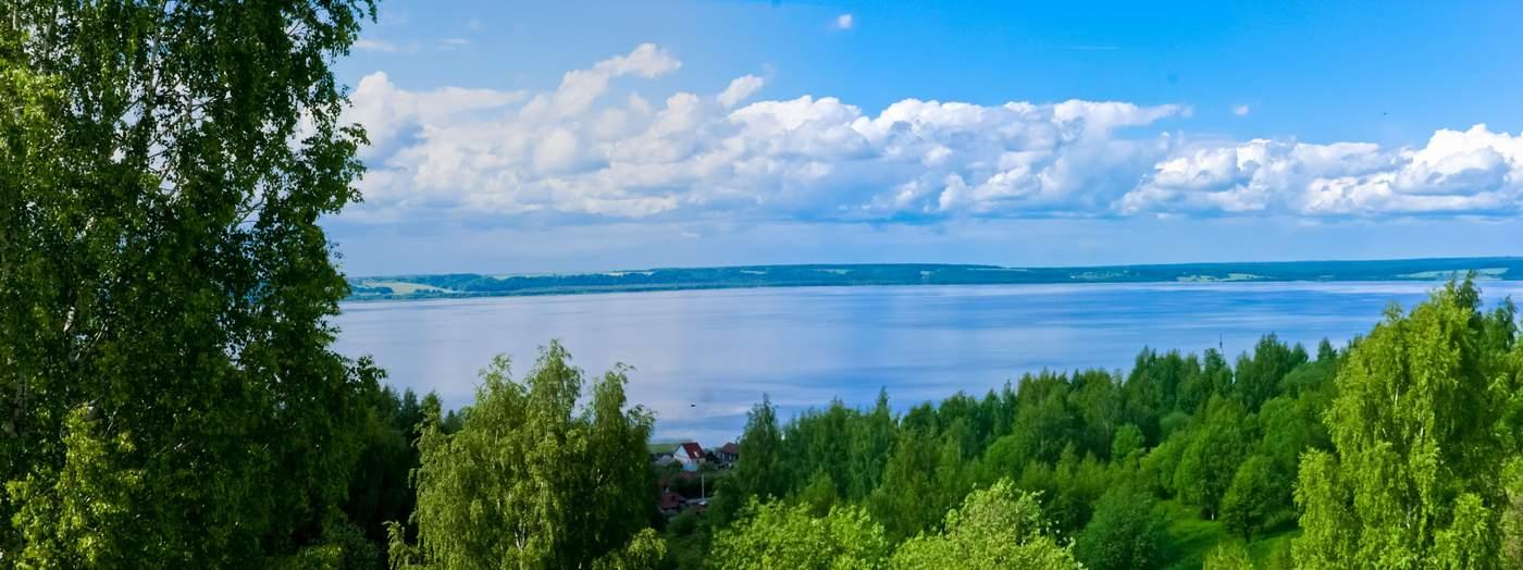 Памятники природы Костромской области