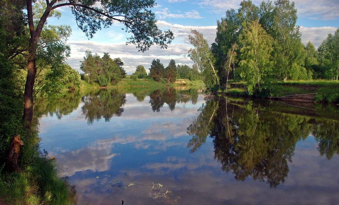 Река Нерль (приток Клязьмы)