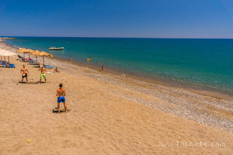Пляж в Миртос | Myrtos Beach