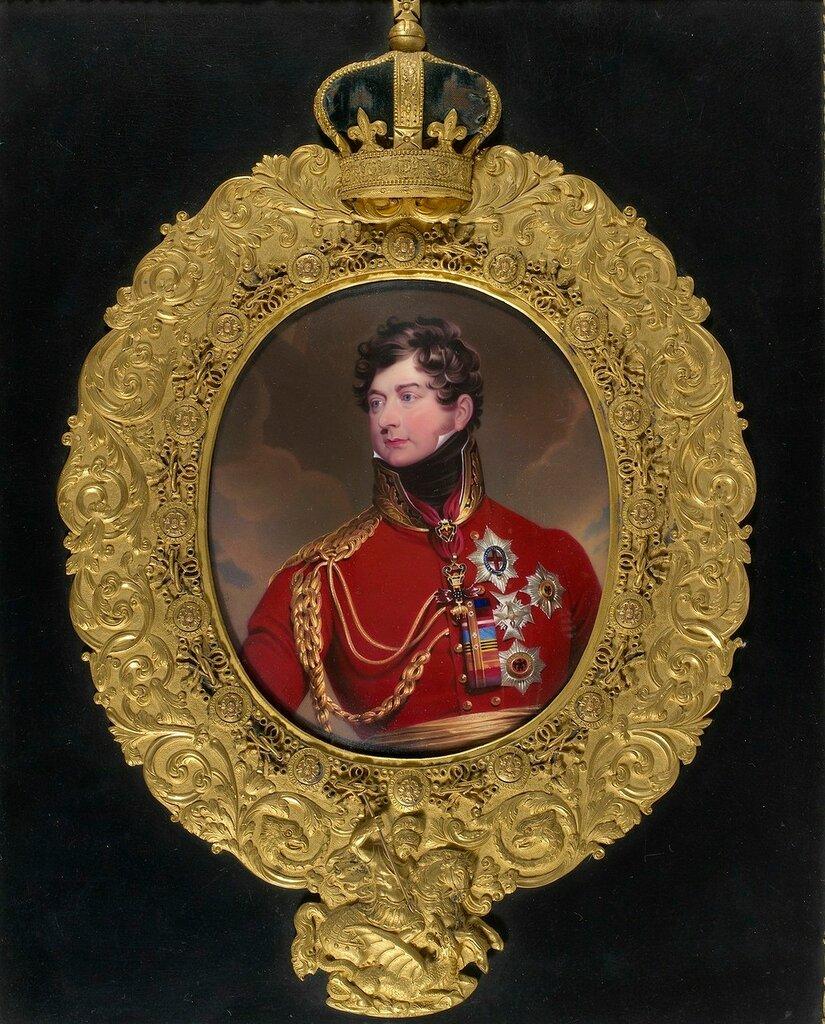 Георг IV (1762-1830), когда принц-регент  c.1816