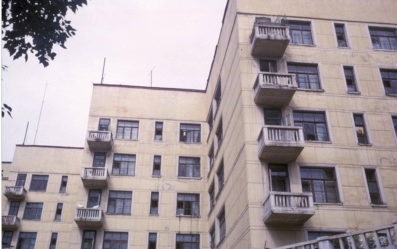 Хабаровск. Многоквартирный жилой дом