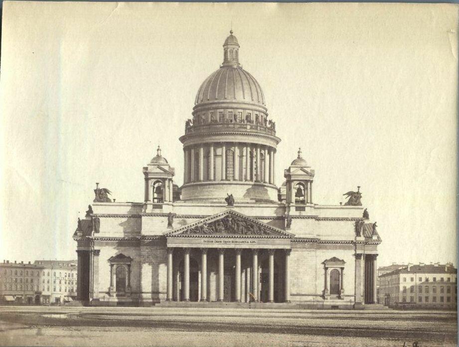 37. Исаакиевский собор