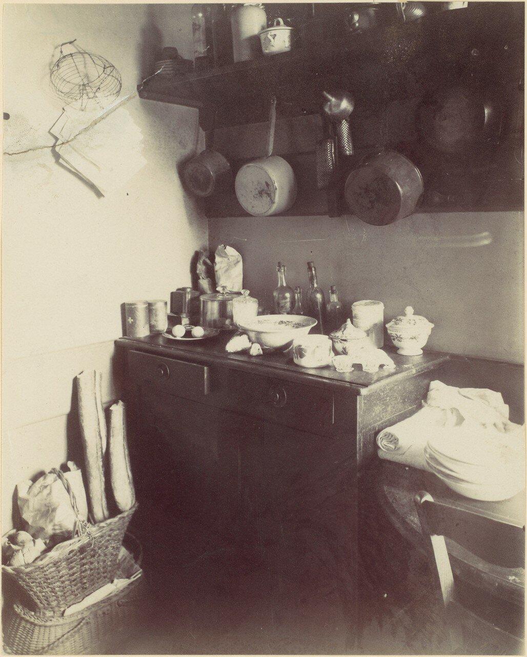 1910. Кухня