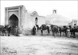 Оазис в пустыне. 1894
