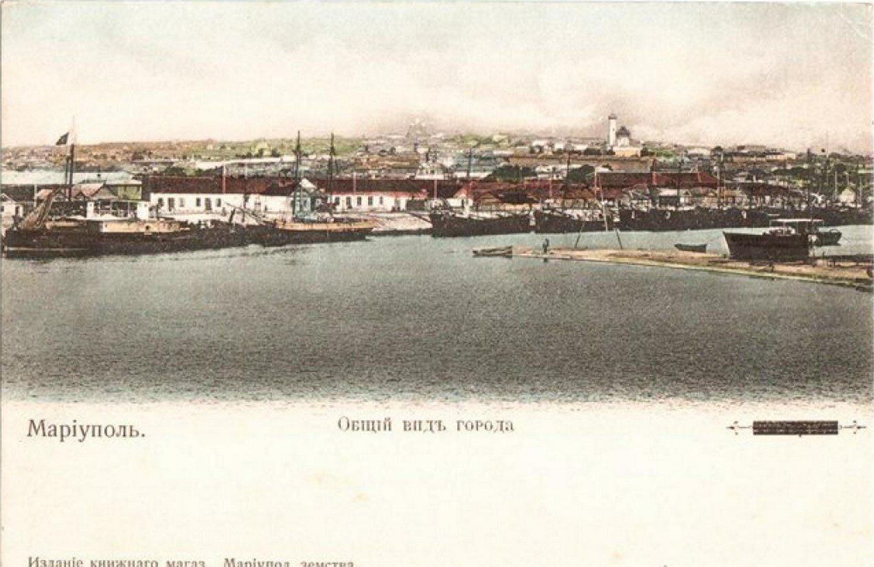 Общий вид.  1910