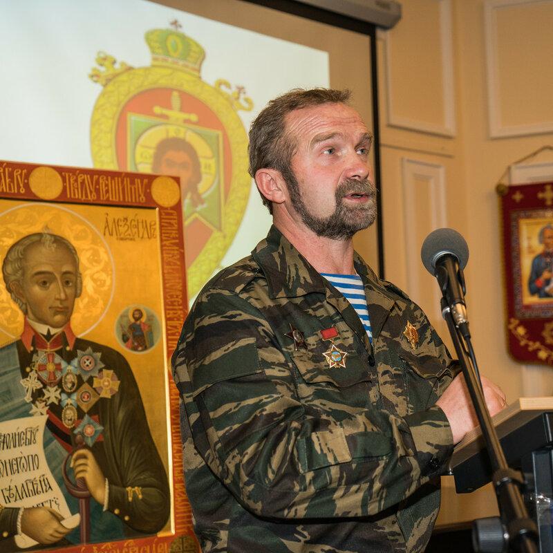 Кононенко Александр Львович. Военно-патриотический полевой лагерь «Юный Суворовец».