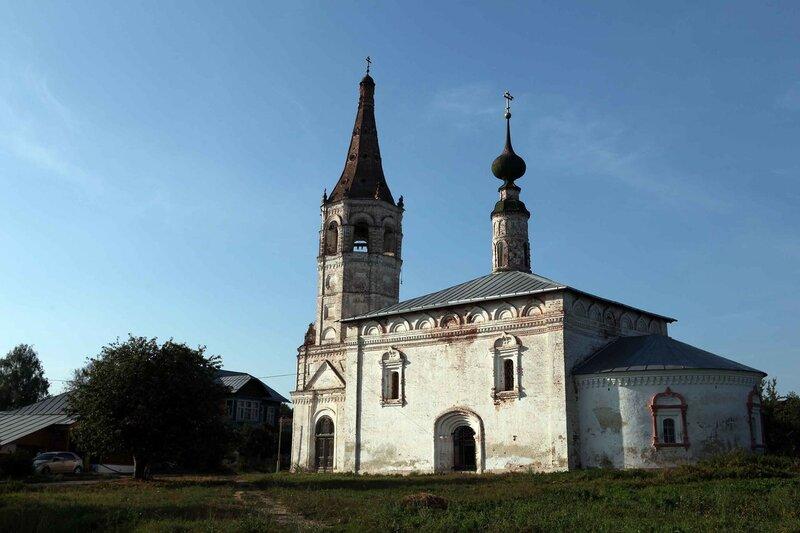 Суздаль - Церковь Николая Чудотворца