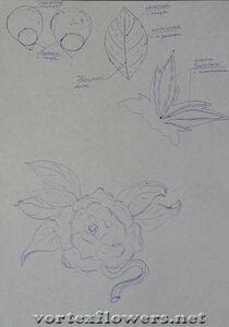 Мастер-класс. Роза  «Пышка» от Vortex  0_fc14a_3871824f_M