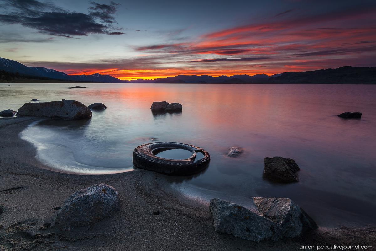 Самое красивое озеро в Монголии