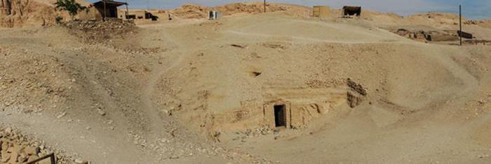 Археологи обнаружили легендарную гробницу Осириса в Египте