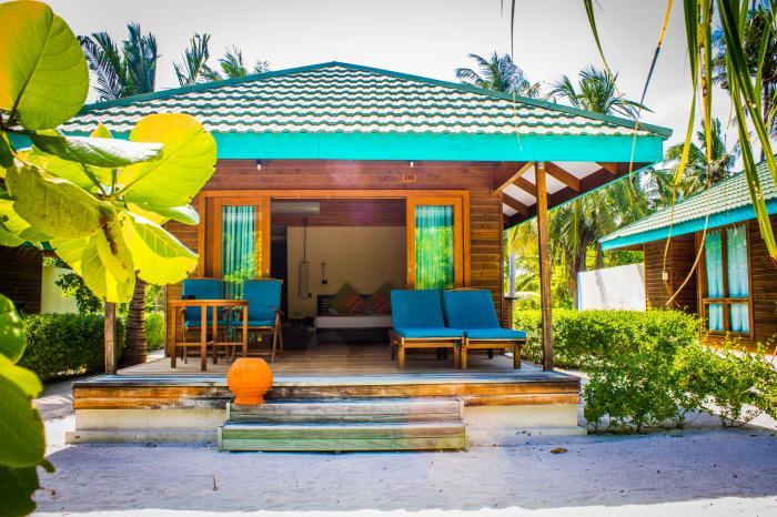 Дешёвоё жильё на Мальдивах