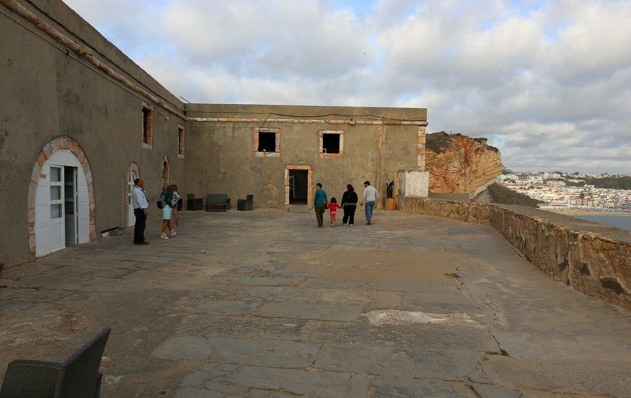 Назаре. Форт Сау Мигел Арканжу (Forte de são miguel arcanjo)